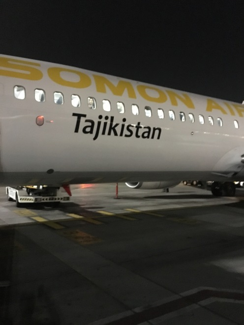 Somon Air of Tajikistan: rated top 20 worst airlines in the world, yikes